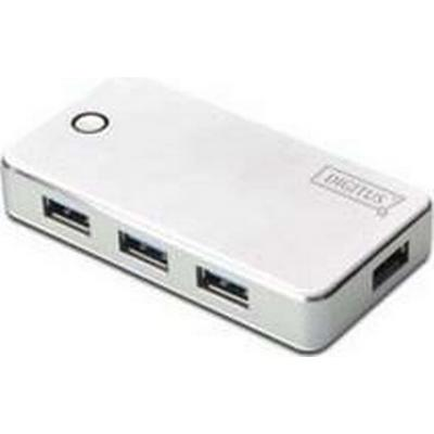 Digitus DA-70232 4-Port USB 3.0/3.1 Extern
