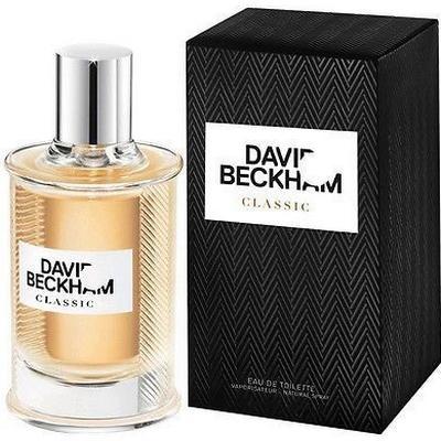David Beckham Classic For Him EdT 40ml