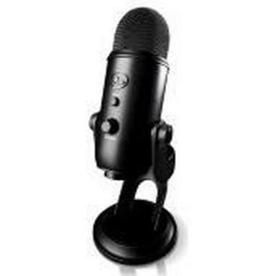 Blue Microphones Yeti Upptagningsförmåga Omniderectional, Bi-directional and figure 8, Cardioid