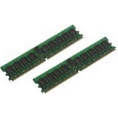 MicroMemory DDR2 667MHZ 2x4GB ECC Reg for HP (MMH9694/8GB)