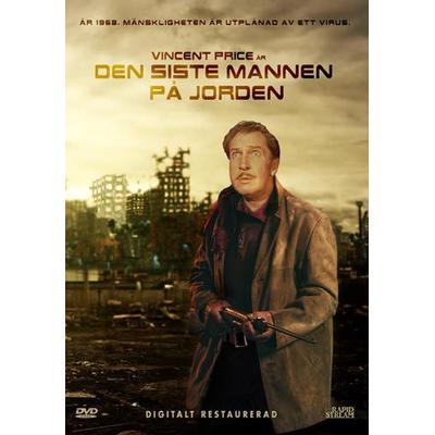 Den siste mannen på jorden (DVD 2015)
