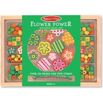 Melissa & Doug Flower Power Pärlset