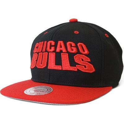 Mitchell & Ness Chicago Bulls Monolith 2 Tone Snapback