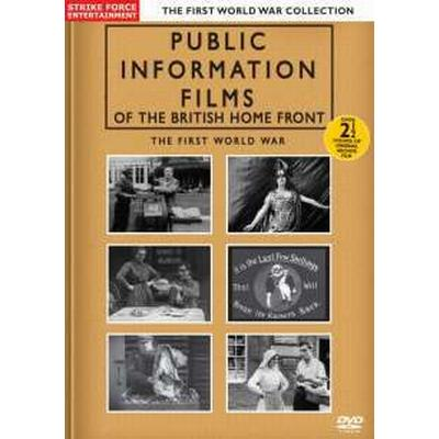First World War Collection/Public Information... (DVD) (DVD 2013)