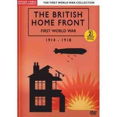 First World War Collection: British Home Front (DVD) (DVD 2014)
