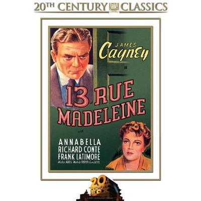 13 Rue Madeleine (DVD 1947)