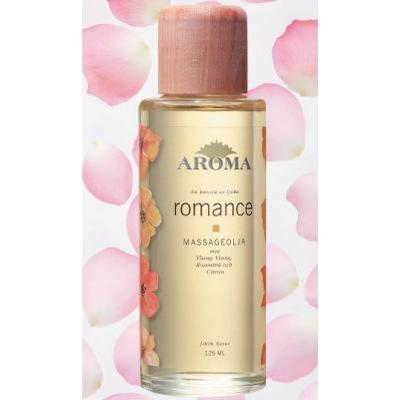 Aromacreative Romance Massageolja 125ml