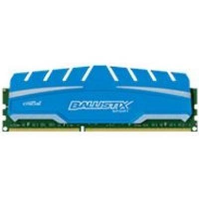 Crucial Ballistix Sport XT DDR3 1600 MHz 8GB (BLS8G3D169DS3CEU)