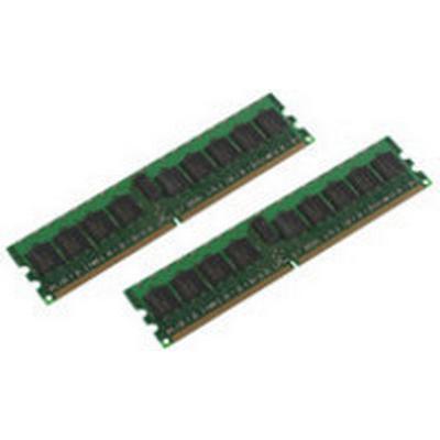 MicroMemory DDR2 400MHZ 2x2GB ECC Reg for Lenovo (MMI2867/4096)