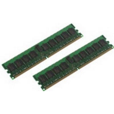 MicroMemory DDR2 667MHz 2x4GB ECC Reg (MMI0345/8GB)