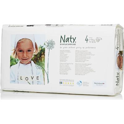 Naty Eco Nappies Size 4 Maxi