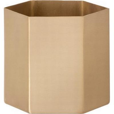 Ferm Living Hexagon Pot Large 12cm