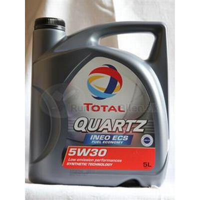 Total Quartz Ineo ECS 5W-30 Motorolie