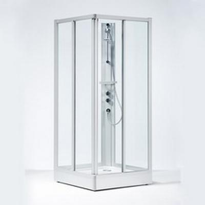 Ifö Solid SKH Art Luxury Duschkabin 900x700mm