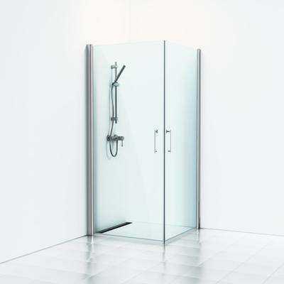 Svedbergs Forsa Straight Duschhörna 900x900mm