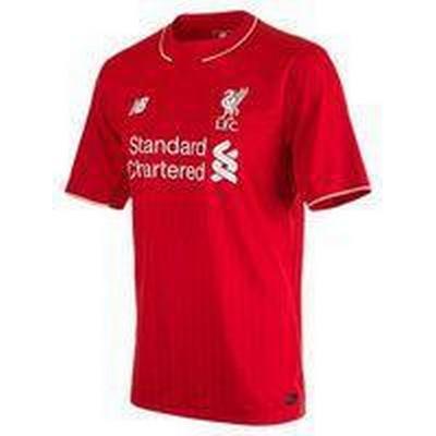 3275a7bc264 New Balance Liverpool FC Home Jersey 16 17 Sr - Hitta bästa pris ...