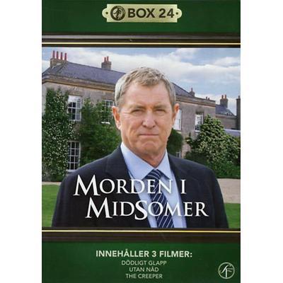 Morden i Midsomer: Box 24 (DVD 2008-2009)