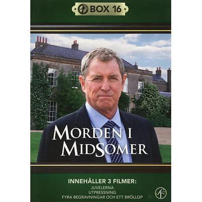 Morden i Midsomer: Box 16 (DVD 2005)