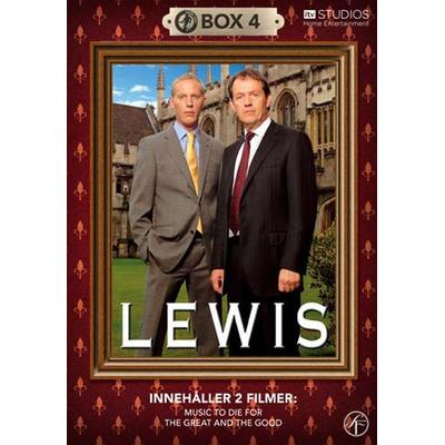 Lewis: Box 4 (DVD 2008)