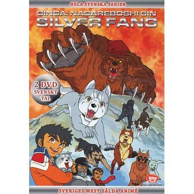 Silver Fang: Hela svenska serien (Dubbad) (DVD 2008)