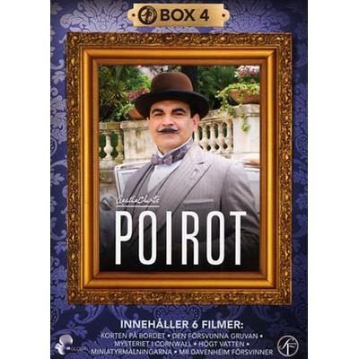 Poirot: Box 4 (DVD 2009)