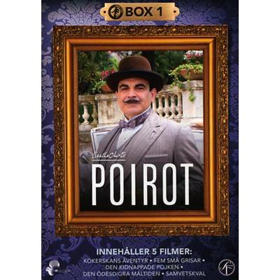 Poirot: Box 1 (DVD 2009)