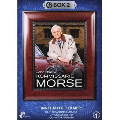 Kommissarie Morse Box 2 (DVD 1986)