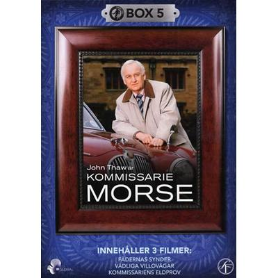 Kommissarie Morse Box 5 (DVD 1986)