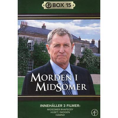 Morden i Midsomer: Box 15 (DVD 2004)