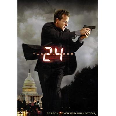 24 - Säsong 7 (DVD 2009)