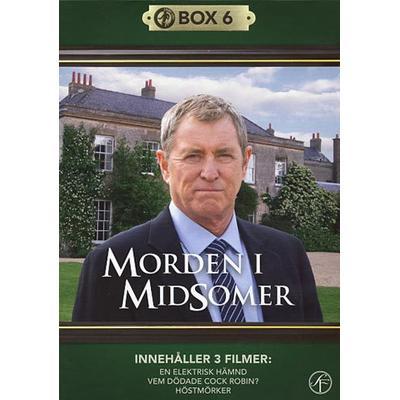 Morden i Midsomer: Box 6 (DVD 2000)