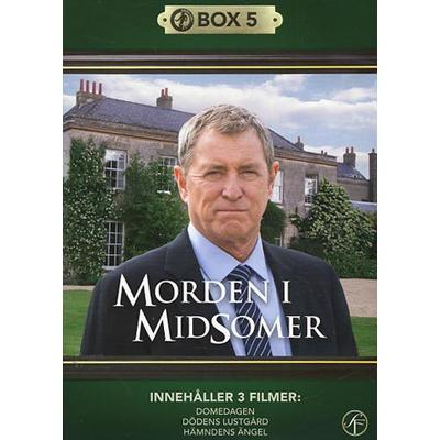 Morden i Midsomer: Box 5 (DVD 1999-2000)