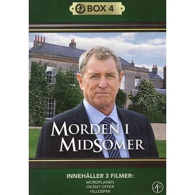 Morden i Midsomer: Box 4 (DVD 1999)