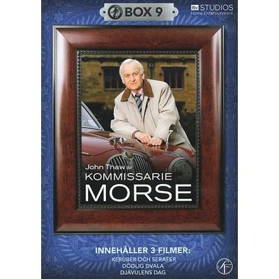 Kommissarie Morse Box 9 (DVD 1991-92)