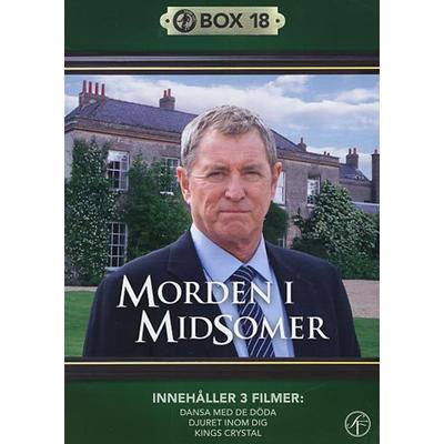 Morden i Midsomer: Box 18 (DVD 2006)
