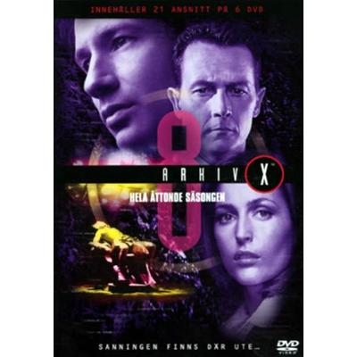 Arkiv X: Säsong 8 (DVD 1999-2000)