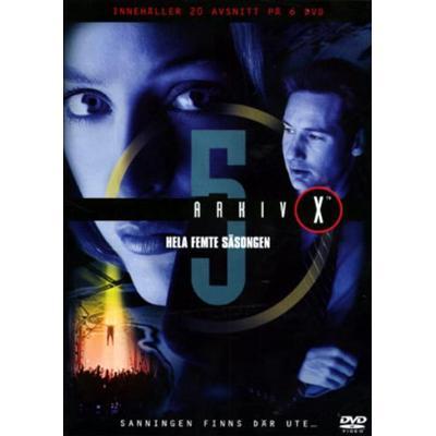 Arkiv X: Säsong 5 (DVD 1997-198)