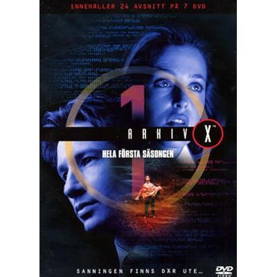 Arkiv X: Säsong 1 (DVD 1993-1994)