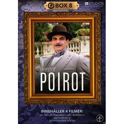 Poirot: Box 8 (DVD 1990/1991)