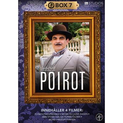 Poirot: Box 7 (DVD 1990/2000)