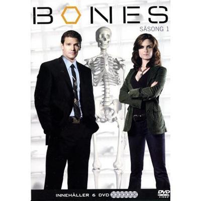 Bones: Säsong 1 (DVD 2005-2006)