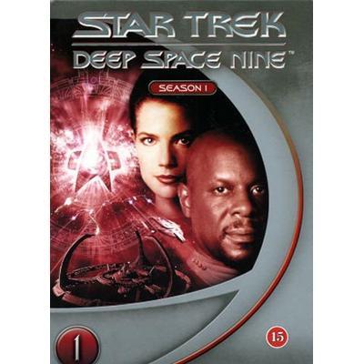 Star Trek: DS9 / Säsong 1 / Repack (DVD 1993/2003)
