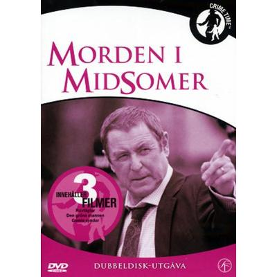 Morden i Midsomer: Box 10 (DVD 2002-2003)