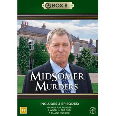 Morden i Midsomer: Box 8 (DVD 2001-2002)