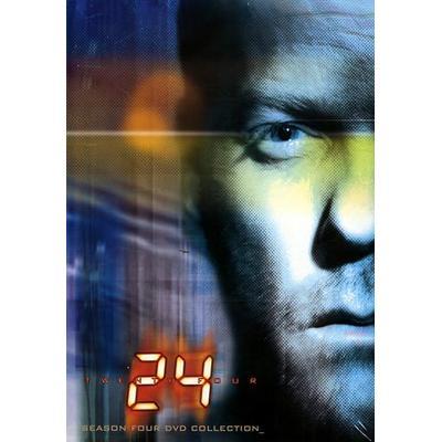 24 - Säsong 4 (DVD 2005)