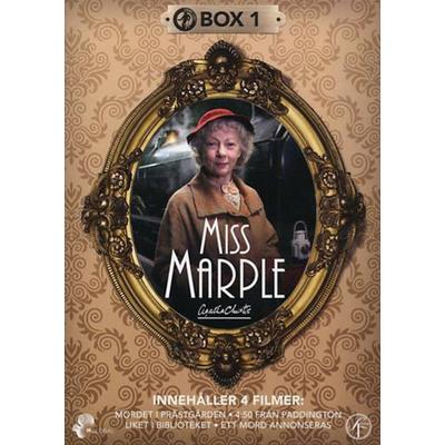 Miss Marple: Box 1 (DVD 2004-2005)