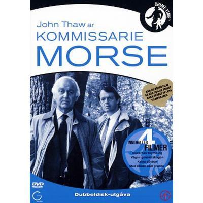 Kommissarie Morse Box 10 (DVD 1992-1997)