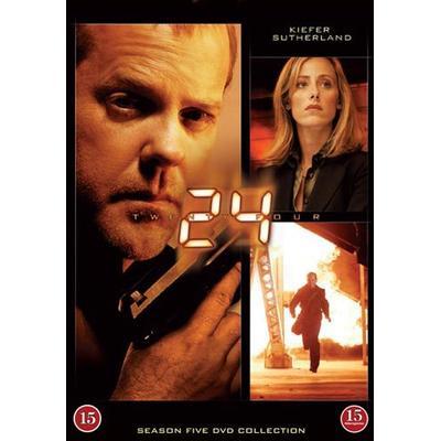 24 - Säsong 5 (DVD 2006)