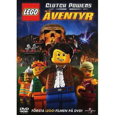 Lego: Clutch Powers äventyr (DVD 2009)