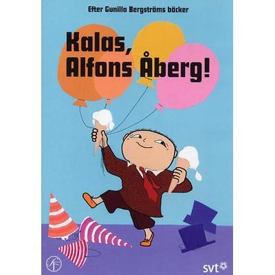 Alfons Åberg: Kalas (DVD 2003)